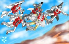 Transformers - Aerialbots by JP-V on deviantART