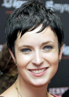 Admirable Short Boy Cuts For Women Super Short Hairstyles Short Hair Hairstyles For Women Draintrainus