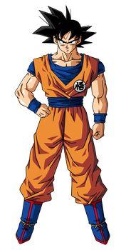 Son Goku by BardockSonic Dragon Ball Gt, Goku Dragon, Dbz, Gohan And Goten, Anime Echii, Anime Comics, League Of Legends Characters, Epic Characters, Z Warriors