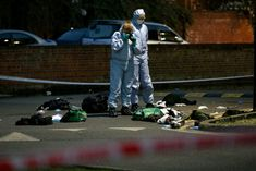 Five teenagers arrested after quadruple stabbing in Camberwell: One boy is in a critical condition and another is seriously ill after four teenagers were stabbed on a south London housing estate. Scotland Yard said the victims of the latest incident in Camberwell were between 15 and 16 years old. Meanwhile, six boys aged between 15 and 16 are in custody after being arrested on suspicion of violent disorder and grievous bodily harm.