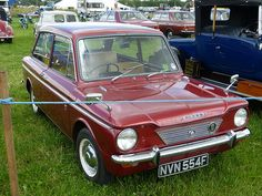 Vintage Car - 1968 Singer Chamois [NVN554F] 120802 Pickering