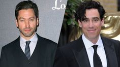 WILD ABOUT HARRY: Michael Weston and Stephen Mangan are 'Houdini & D...