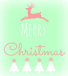 Girly Merry Christmas