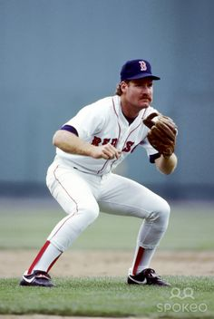 Wade Boggs. Boston Red Sox, Starting 3B