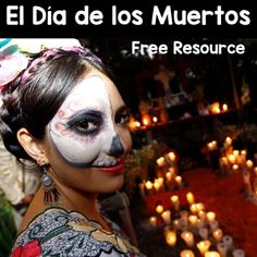 This is a short PowerPoint about El Día de los Muertos. This is intended for elementary students, but can be adapted to different levels. This was created to support my teaching and now I am sharing it with you.