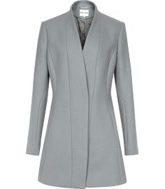 Reiss Delaney coat originally $520, $364 as of Feb 26, 2014, available in M and L on US site.