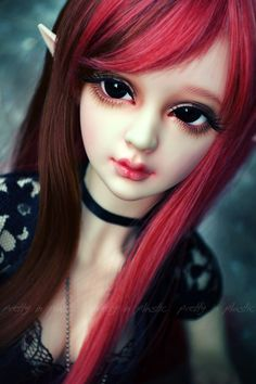 BJD, Not sure which company this beauty is from!