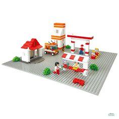 BASE PER Costruzioni mattoncini 0182 sluban Per bambini 6 anni Lego