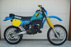 My first new trail bike 1983 Yamaha IT 175