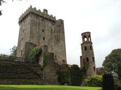 Blarney Castle in Blarney, Co Cork: http://theitinerantlinguist.blogspot.com/2015/02/the-worlds-germiest-tourist-attraction.html