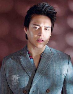 Filipino Baby, Enrique Gil, Liza Soberano, Baekhyun, Exo, Attractive Guys, Young Actors, Beautiful Family, Pinoy