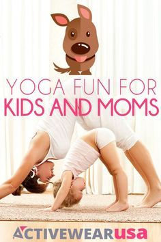 Introduce Your Children To A Few Fun Poses In The Morning And All Of You Will Be Energized Ready For Busy Day Great Starter Yoga Program
