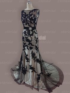black lace dress black lace wedding dress custom by okbridal