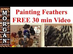 Painting Feathers in Oils - how to paint a bird- Jason Morgan wildlife art - YouTube