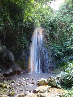 Diamond Falls, St. Lucia - must visit on our honeymoon!  Been there! lots of honeymooners.