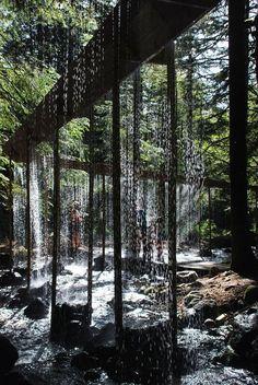 """Galería - """"El Velo de la Novia"""", acueducto de 4000 agujeros en la exuberante naturaleza del Macizo Central francés - 5"""
