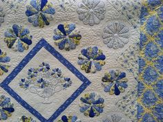 Dresden plate by Jessica's Quilting Studio, via Flickr