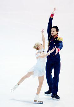 Maxim Trankov and Tatiana Volosozhar. Gorgeous program
