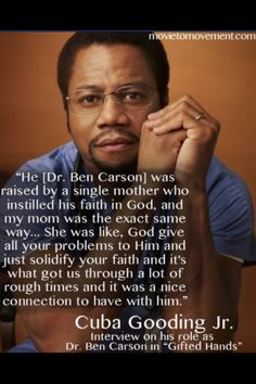 Great to see a celeb speak up for hard work & faith in God. Christian Actors, Christian Quotes, Christian Men, Faith Quotes, Life Quotes, Qoutes, Song Quotes, Ben Carson, Faith In God