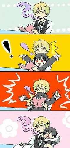 Shizuo & Izaya