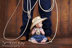 Baby Cowgirl - Keri Kay Photography