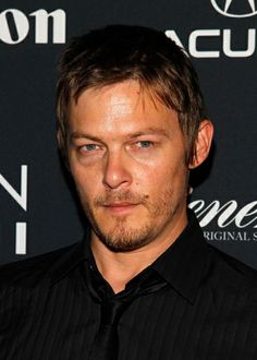 Norman Reedus-love his character Faryl on the Walking Dead