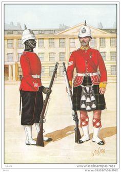 Postcards > Topics > Militaria > Uniforms - Delcampe.co.uk