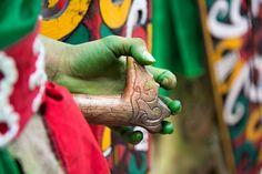 Isen Mulang Festival - Dayak Tribe
