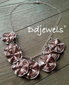 DDJewels: L'eleganza di un oggetto riciclato