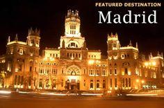 Madrid...donde vive una parte de mi alma y corazon :)