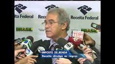 Jornal do SBT (03/02/16) Receita Federal anuncia regras para declaração ...