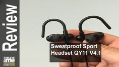 Pobon Bluetooth Sports Headset QY11 V4.1