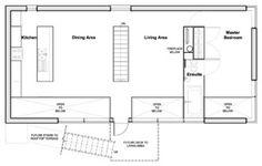 Chelsea Hill House - Second Floor Plan