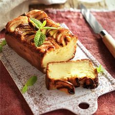 Apple Cheesecake, Cocktail Desserts, Good Food, Yummy Food, Bunt Cakes, Gluten Free Recipes, Sweet Recipes, Bakery, Cooking Recipes