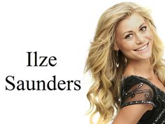 Ilze Saunders Miss South Africa wallpaper