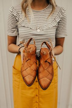 free people | leather shoes | spring | woven | hipster | boho | outfits | closed toed #hipsteroutfits