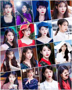 Korean Celebrities, Korean Actors, Celebs, Iu Hair, Luna Fashion, Soyeon, Grunge Hair, Korean Beauty, Korean Singer