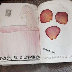 Podesłała Ada Stryjecka #zniszcztendziennikwszedzie #zniszcztendziennik #kerismith #wreckthisjournal #book #ksiazka #KreatywnaDestrukcja #DIY