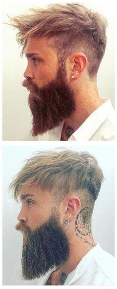 skæg style