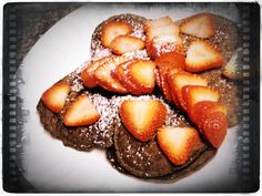 THESE ARE YUMMY!.Amy Stebbins...living a fashionable life...: Special breakfast
