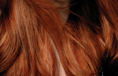 """When redheads meet, there is always an exchange of a knowing glance. It's like being in a secret, silent club."""