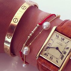 Tendance Bracelets No these arent clothes but honey when you have on a Cartier watch no one Tendance & idée Bracelets 2016/2017 Description No these arent clothes but honey when you have on a Cartier watch no one cares what youre wearing#IMHO