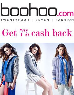 Boohoo.com Coupon Codes and Discounts - Trendslove