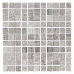 Mozaika kamienna Woodstone - Dunin - Grey 25