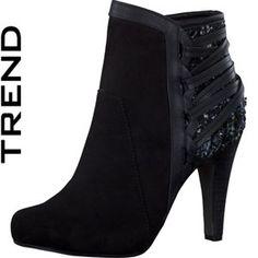 Tamaris 1 25327 33 Damen Schuhe Plateau High Heel Stiefeletten