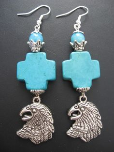 Eagle Jewelry Earrings  Eagle Earrings with by jewelryrow on Etsy, $14.99 https://www.etsy.com/listing/65978786/eagle-jewelry-earrings-eagle-earrings