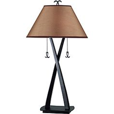 Iommi 33-inch Oil Rubbed Bronze Table Lamp - Overstock™ Shopping - Great Deals on Design Craft Table Lamps  $119.69