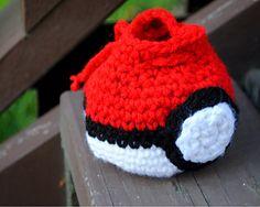 Pokeball Dice Bag by Liz M