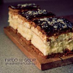Sweet Recipes, Cake Recipes, Dessert For Dinner, Food Cakes, Tiramisu, Ale, Food And Drink, Snacks, Ethnic Recipes