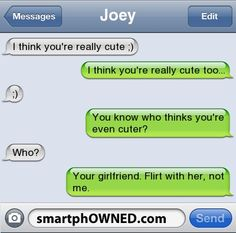 Haha. OWNED!